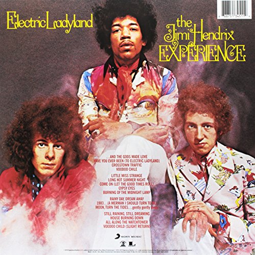ELECTRIC LADYLAND [12 inch Analog]
