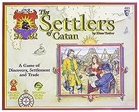 Mayfair The Settlers of Catan Board Game [並行輸入品]
