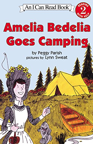 Amelia Bedelia Goes Camping (I Can Read Level 2)の詳細を見る