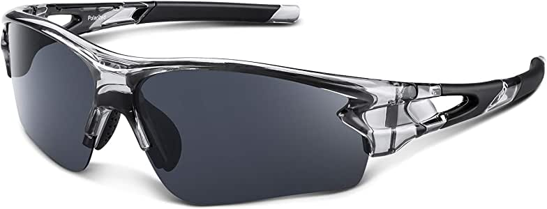 スポーツサングラス 偏光レンズ 自転車 登山 釣り 野球 ゴルフ ランニング ドライブ バイク テニス スキー 超軽量 UV400 TAC TR90 紫外線防止 メンズ レディース ユニセックス サングラス 安全 清晰