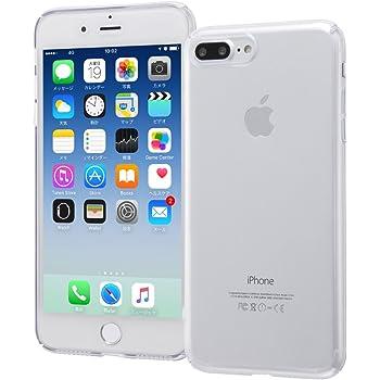 レイ・アウト iPhone8 Plus / iPhone7 Plus ケース ハード 軽量 フレキシブル クリア RT-P15TC90/CM