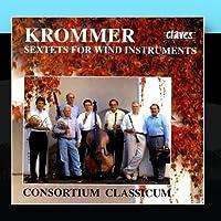 Krommer/ Wind Sextets by Consortium Classicum