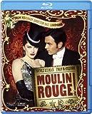 ムーラン・ルージュ 2枚組ブルーレイ&DVD&デジタルコピー (初回生産限定) [Blu-ray]