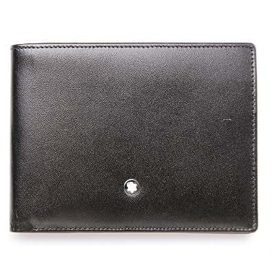 MONTBLANC 【モンブラン】  オープン開閉式二つ折り財布 14548