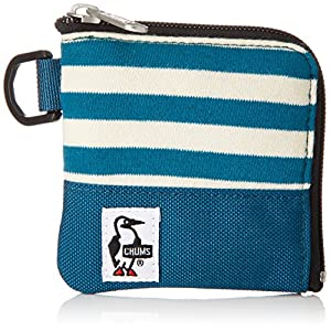 [チャムス] 財布 Square Coin Case・Sweat Nylon CH60-0693-T021-00 T021 レイクナチュラル
