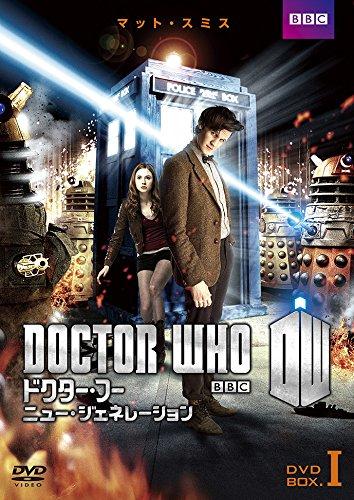 ドクター・フー ニュー・ジェネレーション DVD-BOX1の詳細を見る