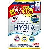 TOP HYGIA 洗衣液 液体 替换装超特大 1300 克, , ,