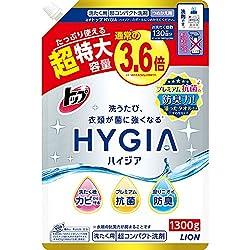 トップ ハイジア 洗濯洗剤 液体 詰替超特大 1300g