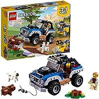 レゴ(LEGO) クリエイター 青いオフローダー 31075
