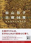 絲山秋子『北緯14度』の表紙画像