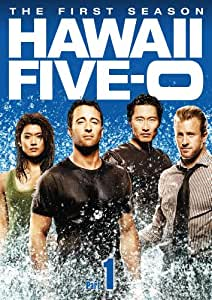 Hawaii Five-0 DVD BOX Part 1