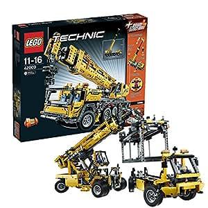 レゴ (LEGO) テクニック モービル・クレーンMK II 42009