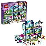 レゴ(LEGO)フレンズ ハートレイクシティの病院 41318