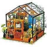 ROBOTIME DIY Dollhouse Kits -1