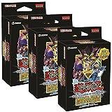 【 3個セット 】遊戯王 英語版 Movie Pack ムービーパック Gold Edition