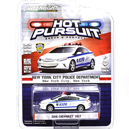GREENLIGHT 1:64SCALE HOT PURSUIT