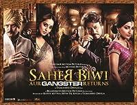 Saheb Biwi Aur Gangster Returns (Hindi Movie / Bollywood Film / Indian Cinema DVD) - 2013 by Jimmy Sheirgill
