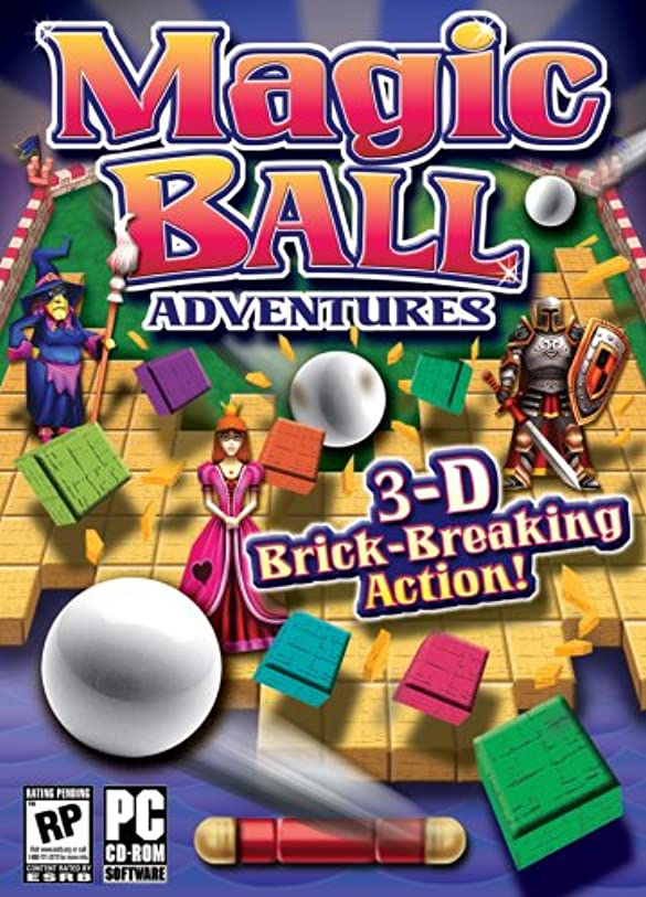 見積り今後時々Magic Ball Adventures (輸入版)