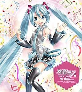 初音ミク Thank you 1826 Days~SEGA feat.HATSUNE MIKU Project 5th Anniversary Selection~(初回生産限定盤)(Blu-ray Disc付)