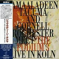 Podium 3: Live in Koln by Jamaaladeen Tacuma (2000-05-24)