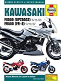 Kawasaki EX500 (GPZ500S) '87 to '08 ER500 (ER-5) '97 to '07 (Haynes Service & Repair Manual)
