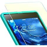 ESR iPad Mini Mini2 Mini3 通用ガラスフィルム ブルーライト 92% カット 3倍強化 ガラス 液晶保護 9H スクラッチ防止 指紋拭きやすい 気泡自動排除 自動吸着 貼り付け枠付き アイパッド ミニ123 専用保護フィルム