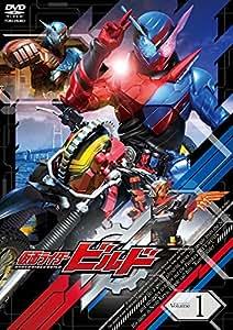 仮面ライダービルド VOL.1 [DVD]