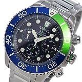 セイコー SEIKO クロノ ソーラー メンズ 腕時計 SSC239P1 ブルー/グリーン 腕時計 海外インポート品 セイコー[逆輸入] mirai1-513905-ah [並行輸入品] [簡素パッケージ品]
