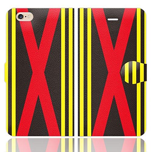 iPhone6S iPhone6 手帳型 ケース カバー 勝負服01 競馬 競走馬 馬 グッズ