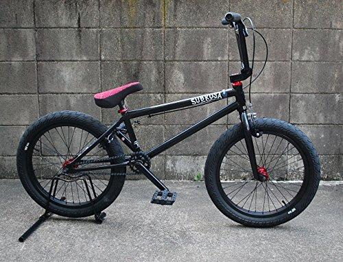 SUBROSA / 2018 TIRO -BLACK- ストリート BMX 入門モデル