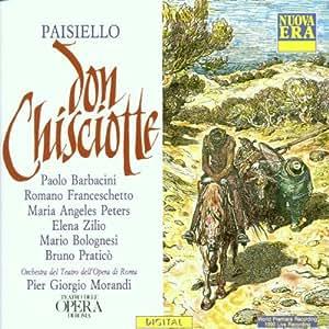 Paisiello:Don Chisciotte
