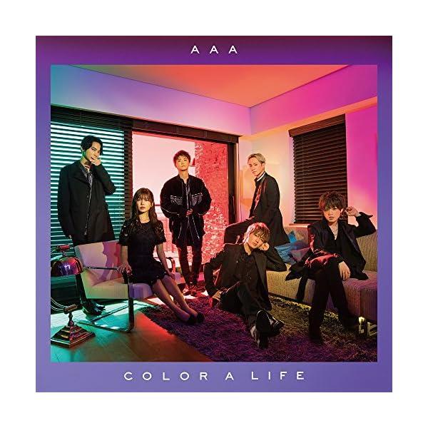 COLOR A LIFE(CD+DVD)(スマプ...の商品画像