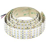Quad Row Flexible LED Strip Lights, High CRI 95 DC24V 3528SMD 480LEDs/m 2,880Lumens/m- Super Bright LED Tape Lights for Photo