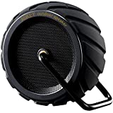 Aukey 防水 Bluetooth スピーカー耐衝撃 アウトドア ワイヤレス スピーカー (ブラック) SK-M4