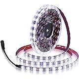 ALITOVE 5050 LED Strip, Black 60.00W, 12.00V