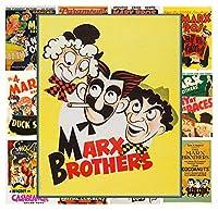 ミニポスターセット[ 13ポスター8x 11]マルクス兄弟#サイレント映画ムービーポスター再印刷