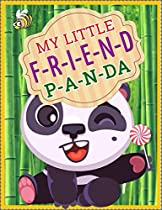 Books for Kids: My Little Friend - Panda + Teaching Reading by Syllables (English Edition)