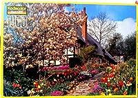 Kodacolor 1000 Piece Puzzle - Herefordshire England [並行輸入品]