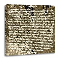 """torassキャンバス壁アート印刷Keeshonden Keeshondグラフィックスキュート犬wolfspitzキャンバスのホームデコレーション 20"""" x 20"""" ブラウン"""