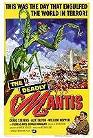 The Deadly Mantisポスター映画27x 40インチ–69cm x 102cm ( 1957年)