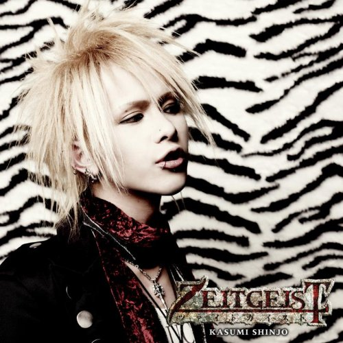 ZeitgeisT(CD+DVD) [CD+DVD, Limited Edition] / 新城歌澄 (CD - 2009)