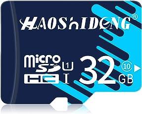 32 GB MicroSDカードTF カード TF(micro-SD) カード Class10 対応 互換性 スマホ カメラ ターブレッドPC パソコン kindle 等 対応 多色選択 (F)