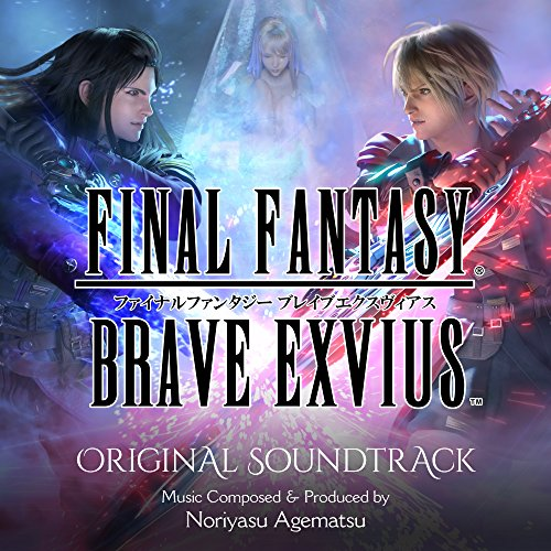 FINAL FANTASY BRAVE EXVIUS Original Soundtrack