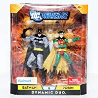 DC Universe Classics Exclusive Dynamic Duo Action Figure 2Pack Batman & Robin