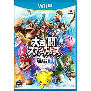 大乱闘スマッシュブラザーズ for Wii U 【Amazon.co.jp限定】オリジナルクリアファイル(B6)&ポストカードセット 付