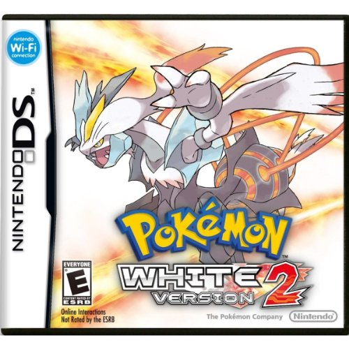 Pokemon White Version 2 (輸入版:北米)