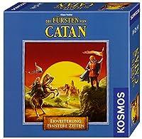 Die Fürsten von Catan Erweiterung Finstere Zeiten: Für 2 Spieler