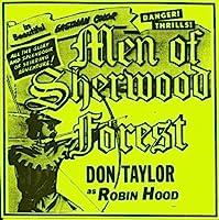 Men of Sherwood Forest [DVD] [Import]
