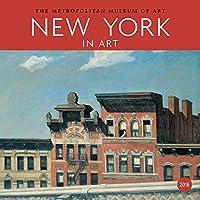 New York in Art 2016 Wall Calendar (Abrams Calendars)