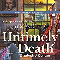 Untimely Death (Shakespeare in Catskills Mysteries)